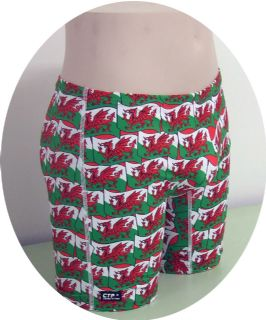 Welsh Dragon Jammers